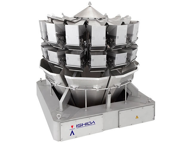 Large Volume Weighers