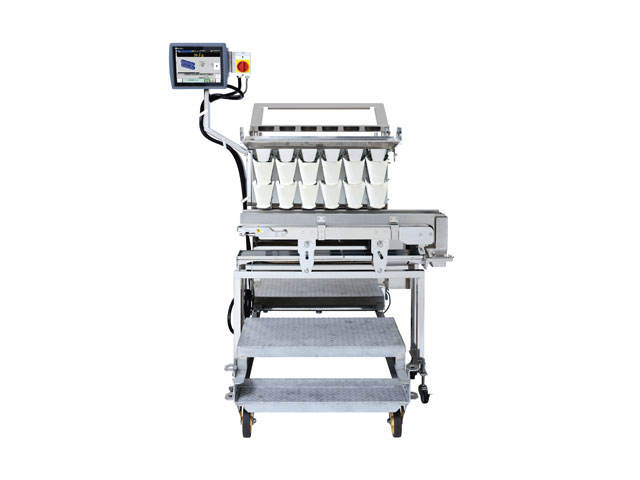 Compact Semi-Automatic Weighers
