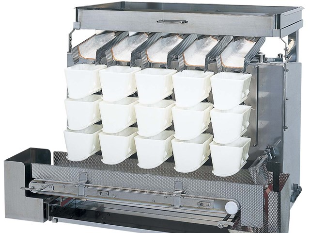Semi-Automatic Weighers