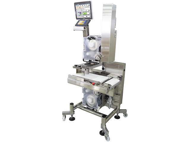 Automatic Labeller List Labelling Products Ishida