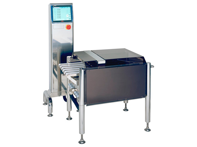 DACS Multilane Checkweigher