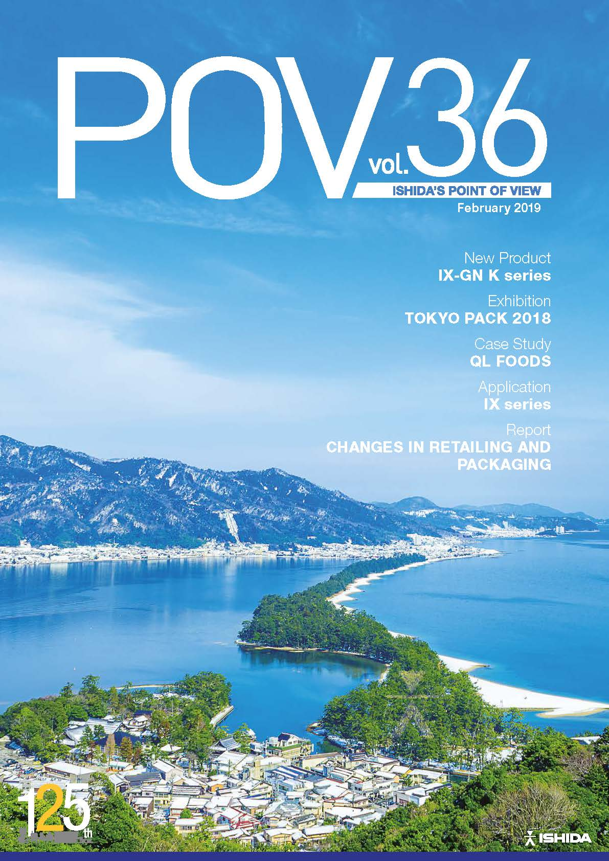 News letter issue - POV vol.36